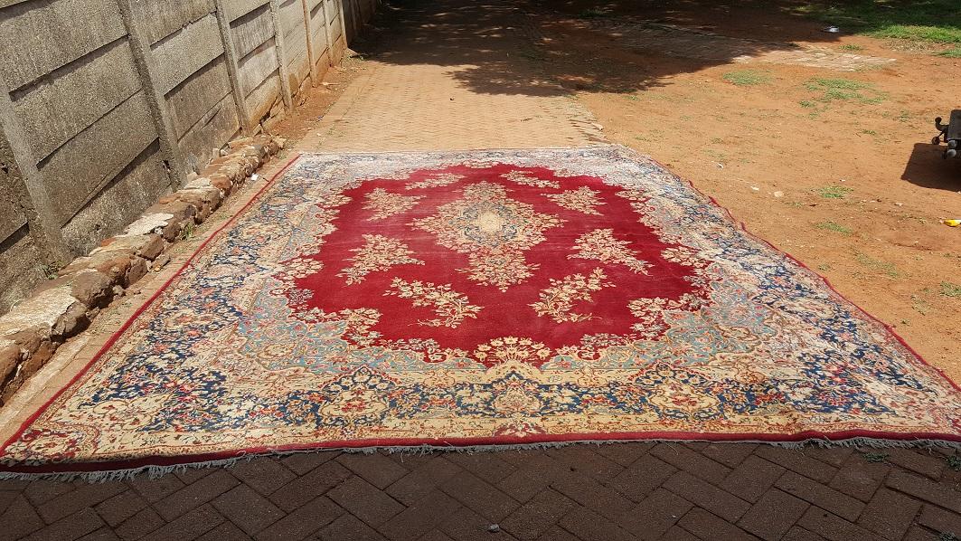 Massive Persian Carpet