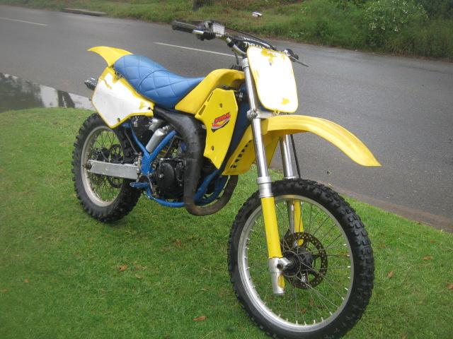 1985 Suzuki RM250