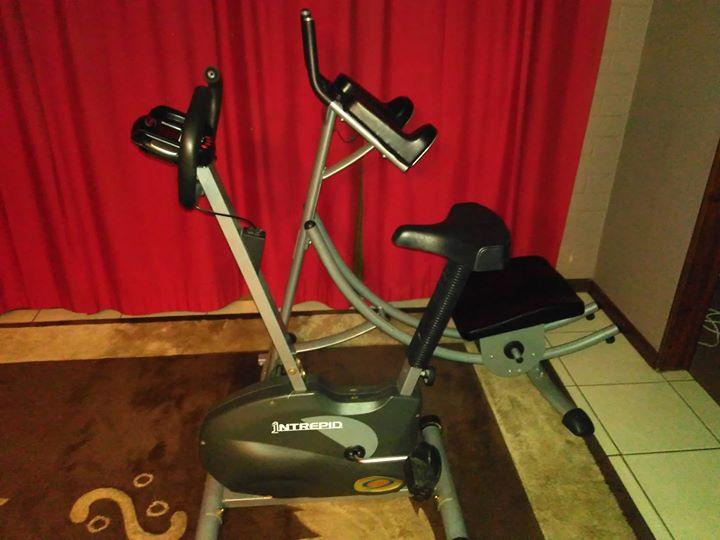 Exercise bicyle