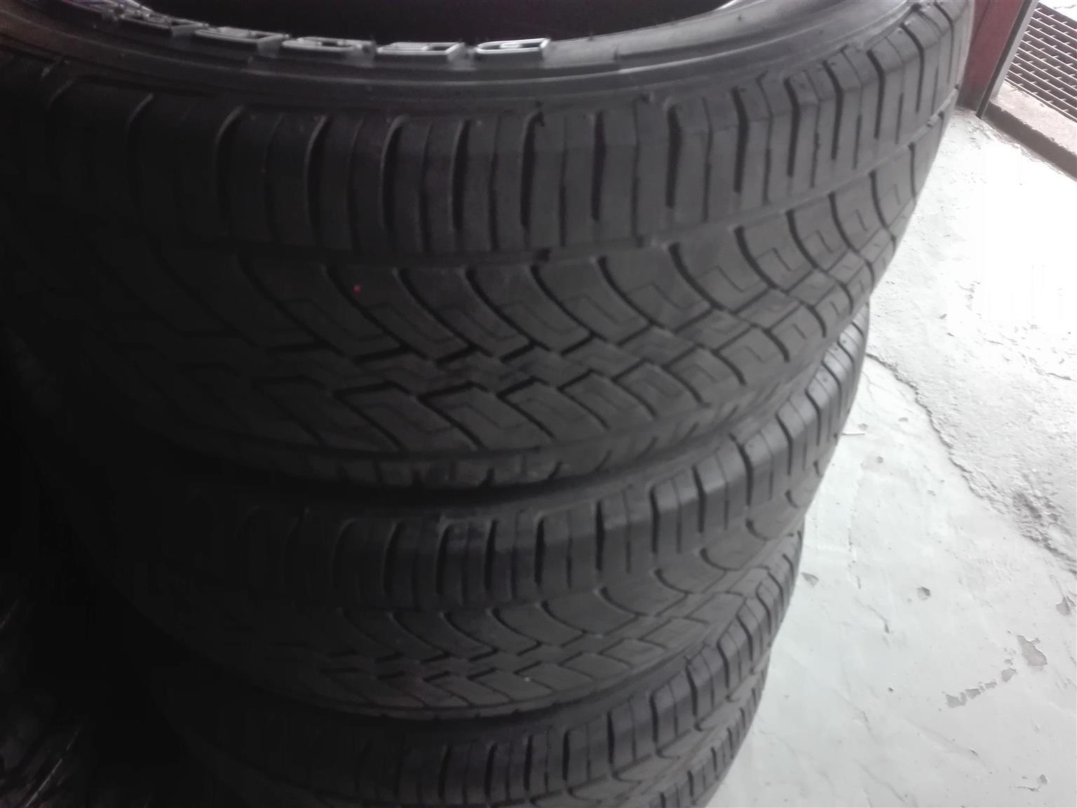 "Achilles dessert hawk 18"" all terrain tyres"