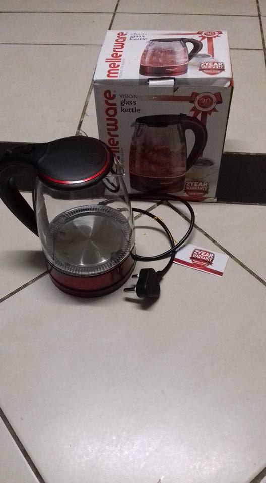 Mellerware kettle