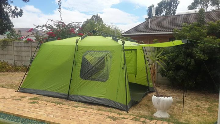 C&master 400 quick pitch tent & Campmaster 400 quick pitch tent | Junk Mail