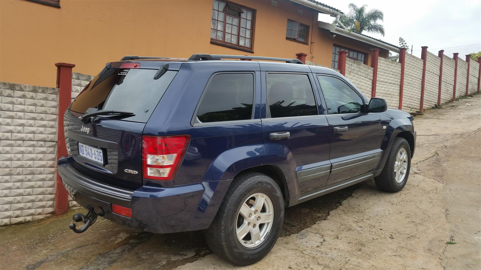 2007 Jeep Grand Cherokee 3.0LCRD Limited