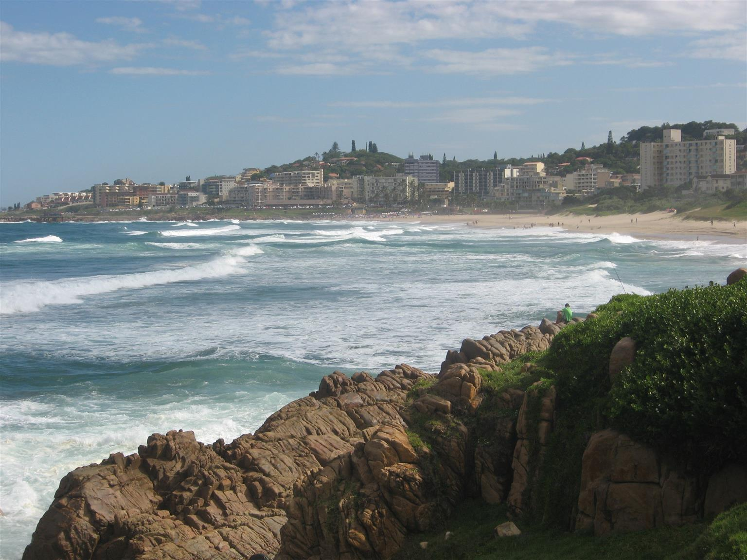 SEA SUN FUN in the MARGATE SUN 1, 2 AND 3 BEDROOM 2 BATHROOM SELF-CATER HOLIDAY FLAT FROM R125 PPPN
