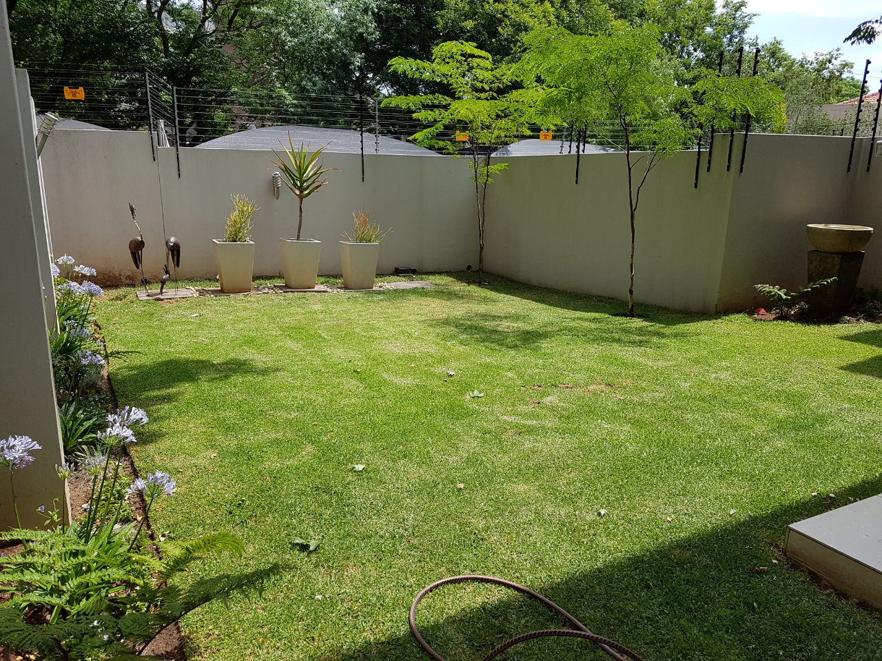 Modern spacious 2 bedroom duplex for rental in Illovo