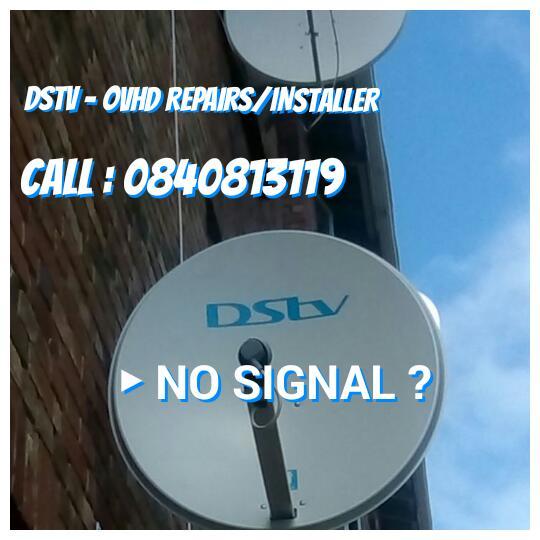 DSTV & OVHD REPAIRS (ATHLONE,HAZENDALE,CRAWFORD,LANSDOWNE,WETTON,OTTERY,SOUTHFIELD,ELFINDALE)