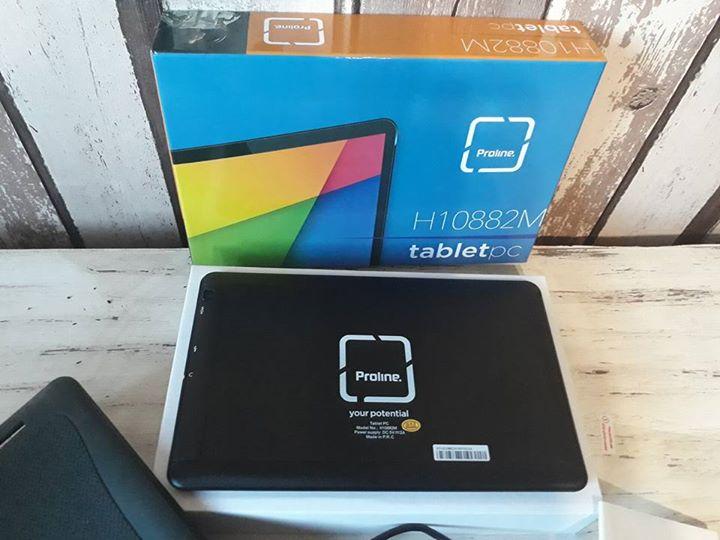 """Proline H10882M 10"""" Tablet PC"""