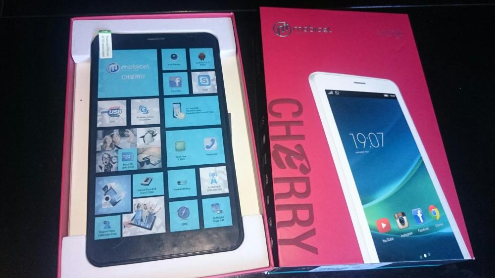 "Mobicel Cherry 7"" Tablet"