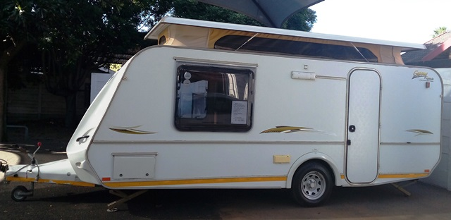 2008 Gypsey Regal Gold Limited Edition 138 of 150, beige, very clean selling for only R139 000, Wonderboom South, Pretoria.