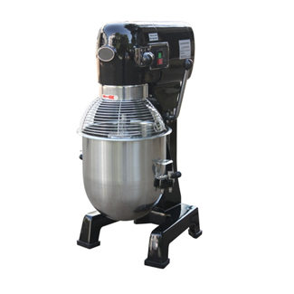 30 Liter Food Mixer - Black