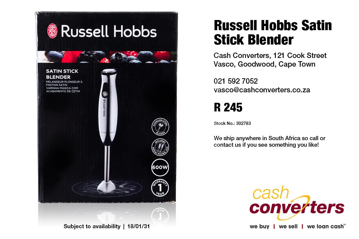 Russell Hobbs Satin Stick Blender