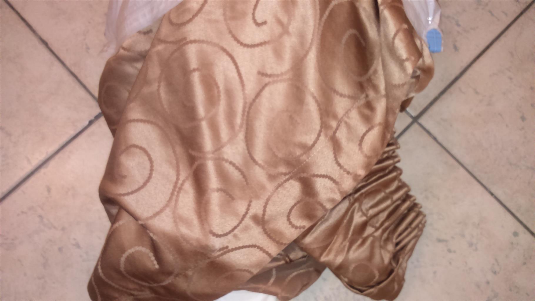 curtains for sale - 3 sets R1 000 neg