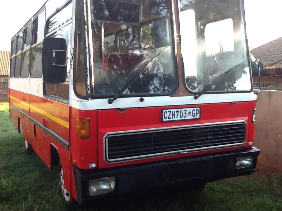 ford triton  bus