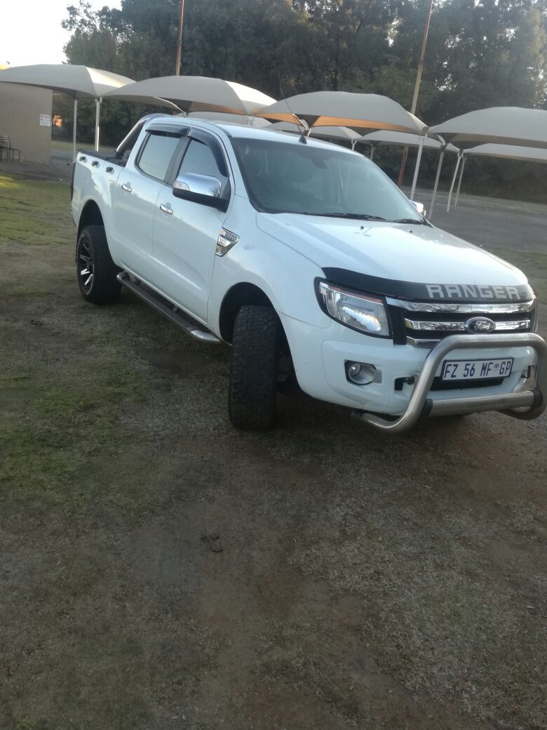 2014 Ford Ranger 3.2 SuperCab 4x4 XLS