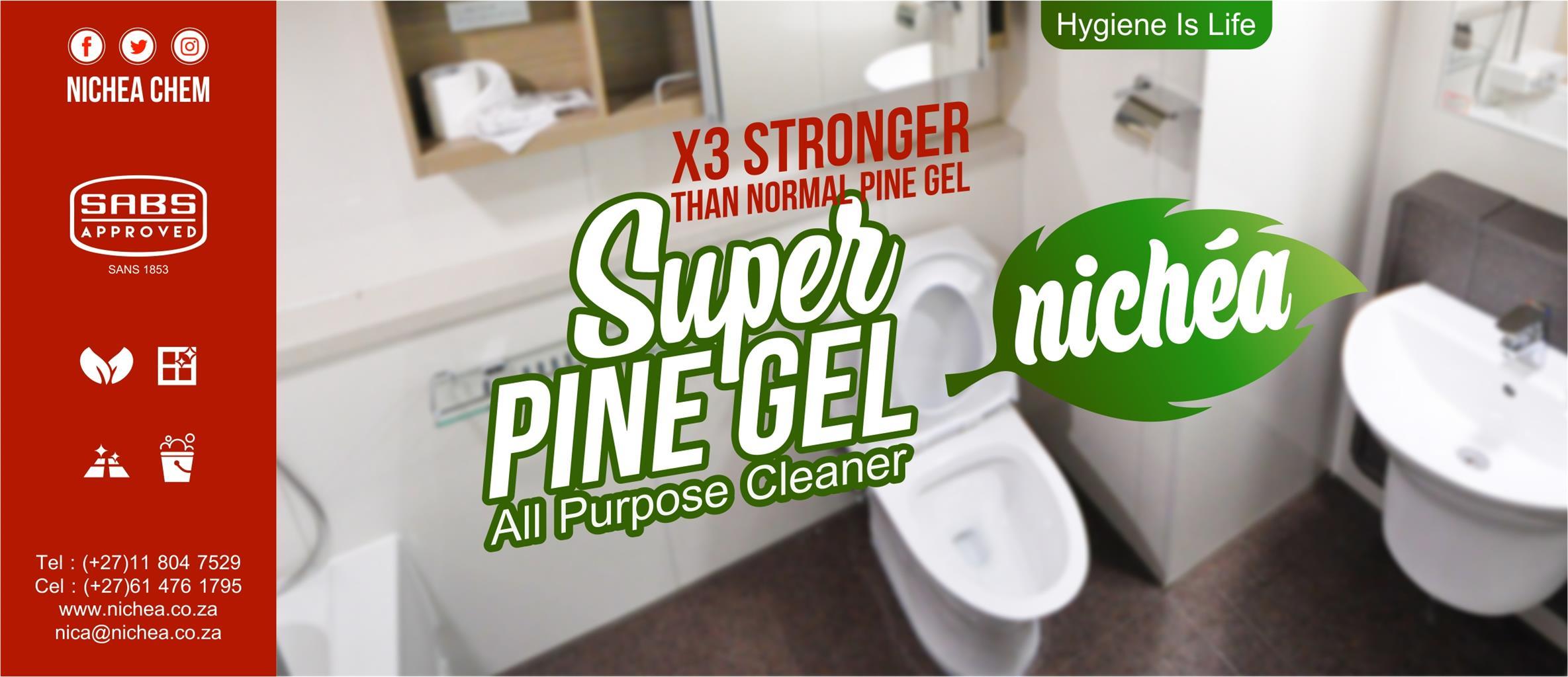 Super Pine Gel