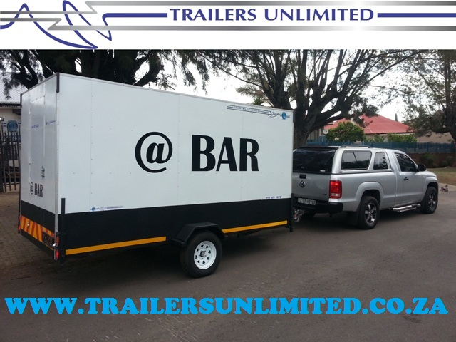 TRAILERS UNLIMITED THE BEST MOBILE BAR UNITS IN AFRICA.