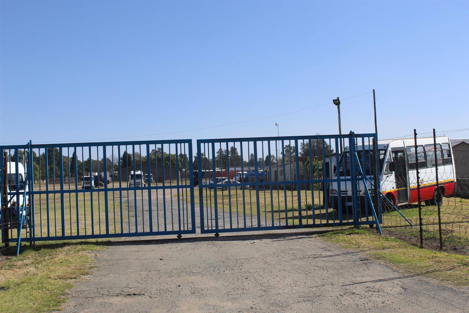 BENONI LIGHT INDUSTRIAL USAGE-2 Ha-OFFICE & HOUSE-3 PHASE