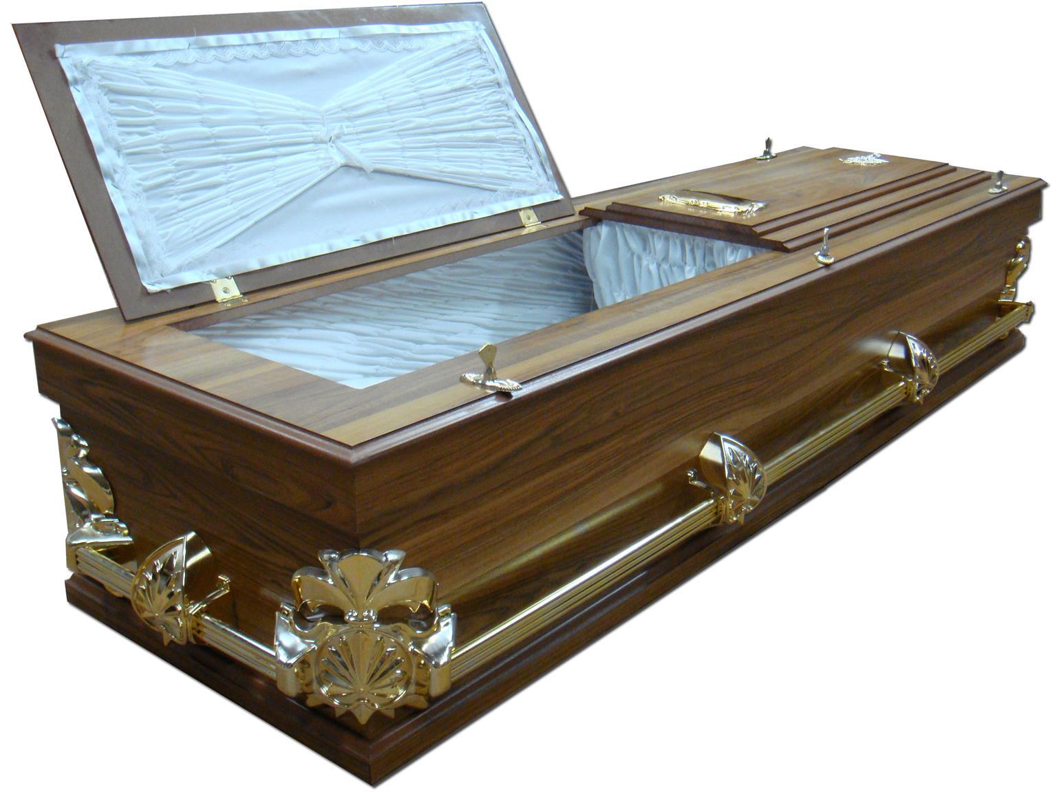 Classic Coffin
