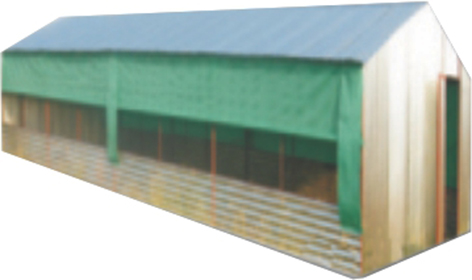 CHICKEN HOUSES (VARIETY OF SIZES AVAILABLE)