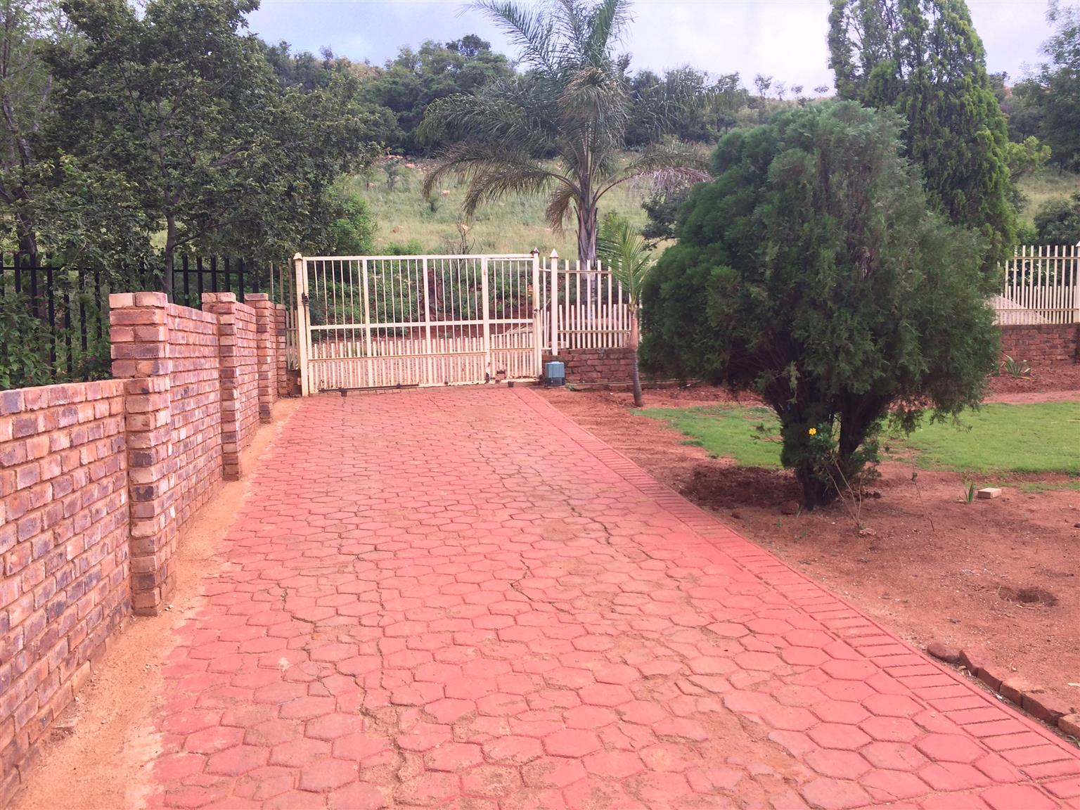 A lovely 4 bedroomed house for sale