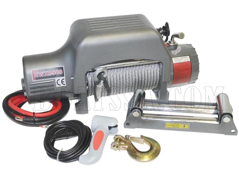 RUNVA X9500F 12V ELECTRIC CABLE WINCH