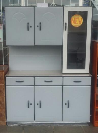 Bargain New Steel Kitchen Cupboard Junk Mail