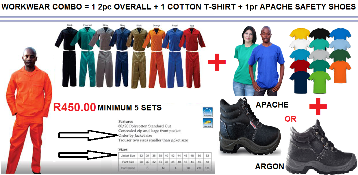 WORK WEAR COMBO SALE