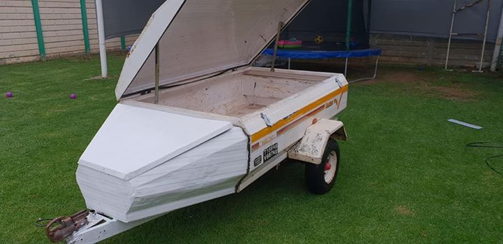 R 5 500 For Sale Het N Venter Trailer