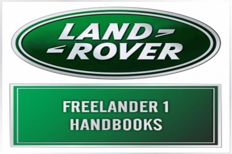 Landrover Freelander 1 Handbooks
