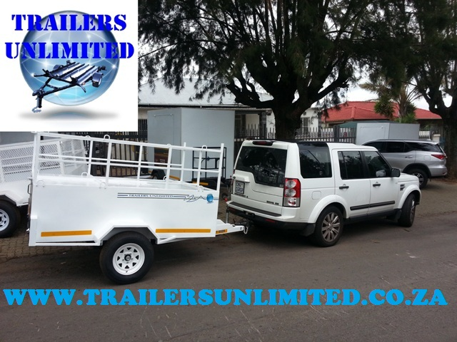 UTILITY ENCLOSED DINGY TRAILERS.