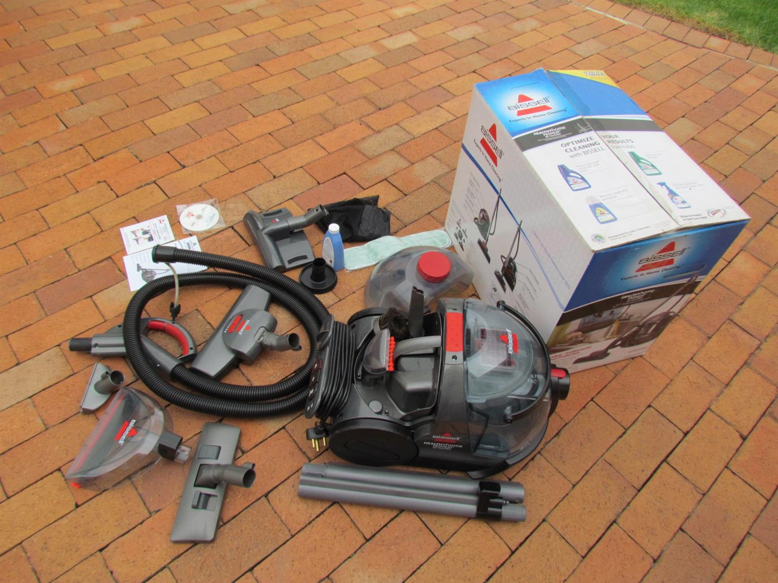 Bissell Extraction Vacuum Cleaner