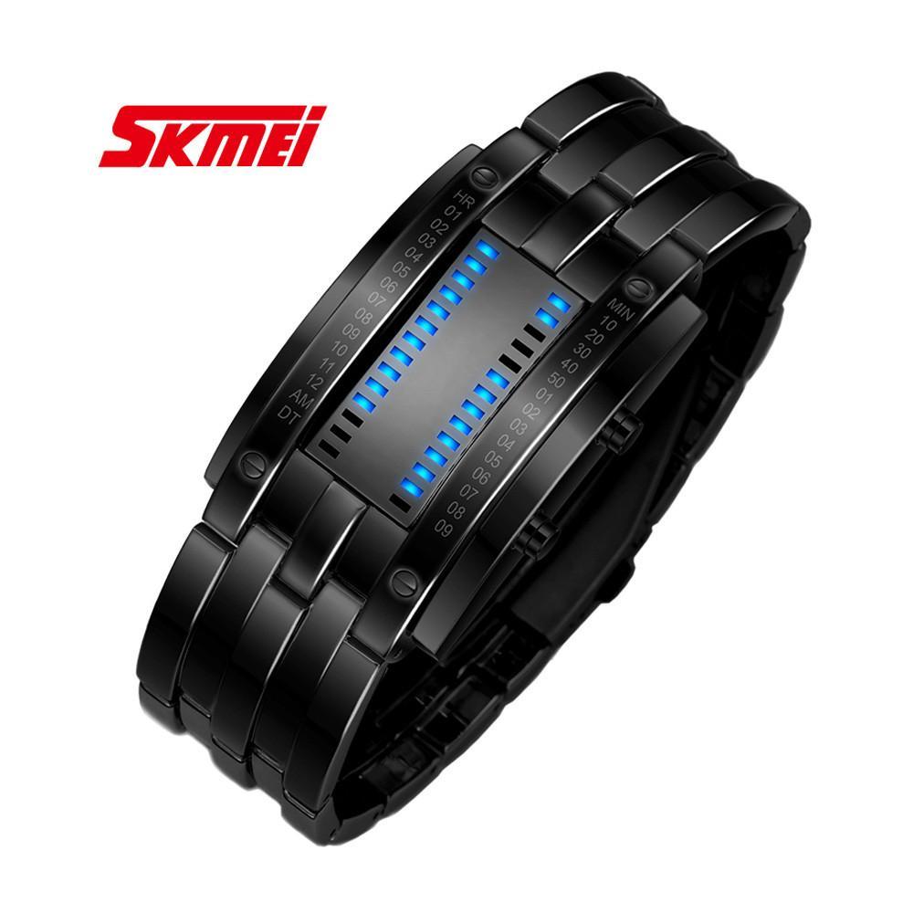SKMEI Zinc alloy LED Watch