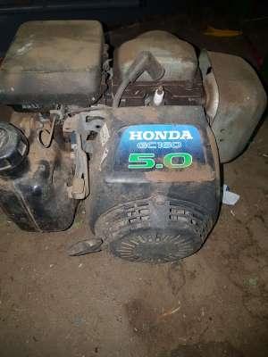 Honda Engine 5. HP