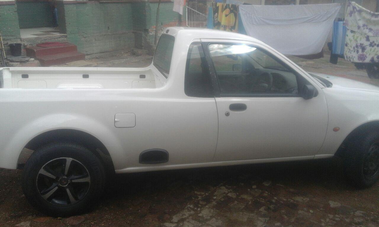 2005 Ford Bantam 1.6i