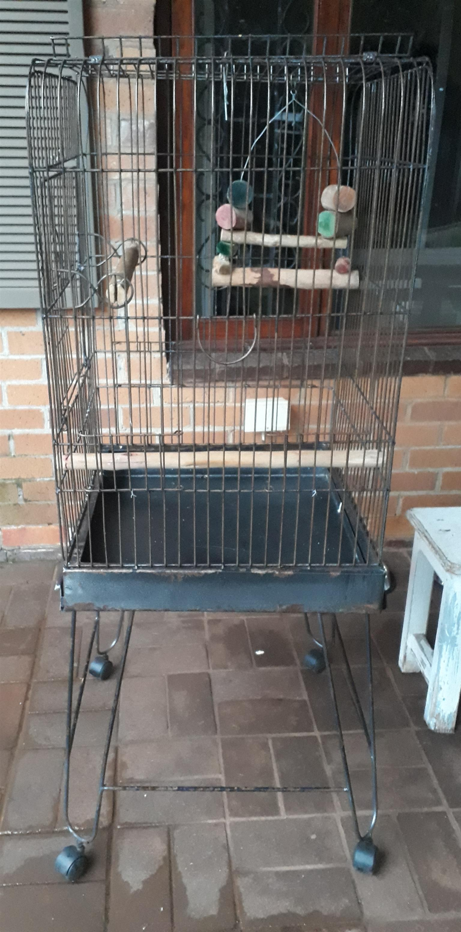 3 Cages for Sale