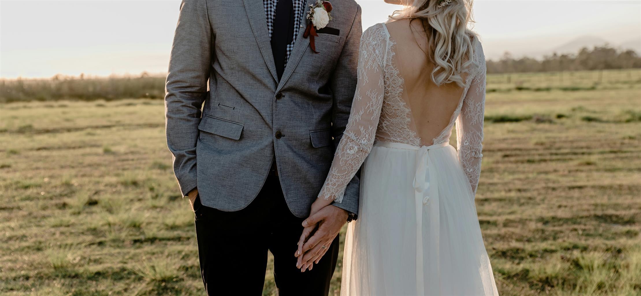 Bohemian Wedding Dress For Sale