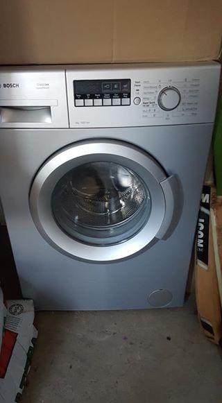 Bosch Classixx 6kg front loader washing machine