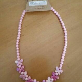 Butterfly Necklace & Bracelet