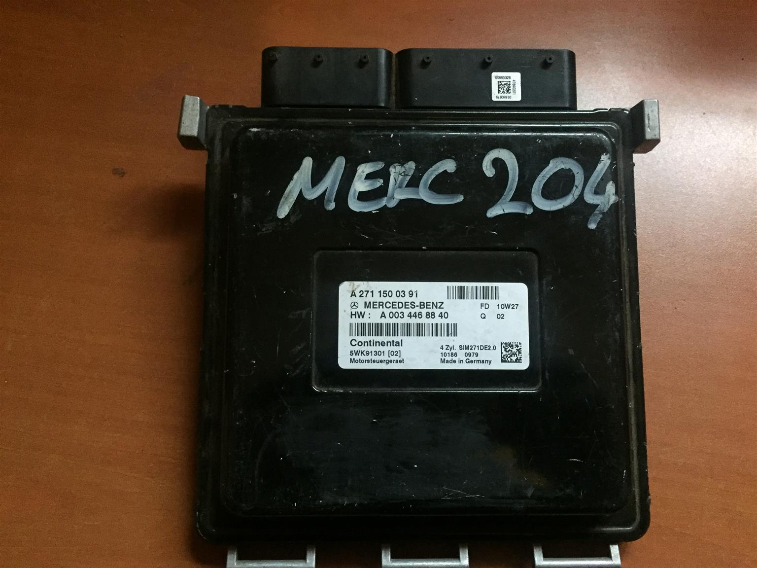 Mercedes Benz W140 computer box for sale