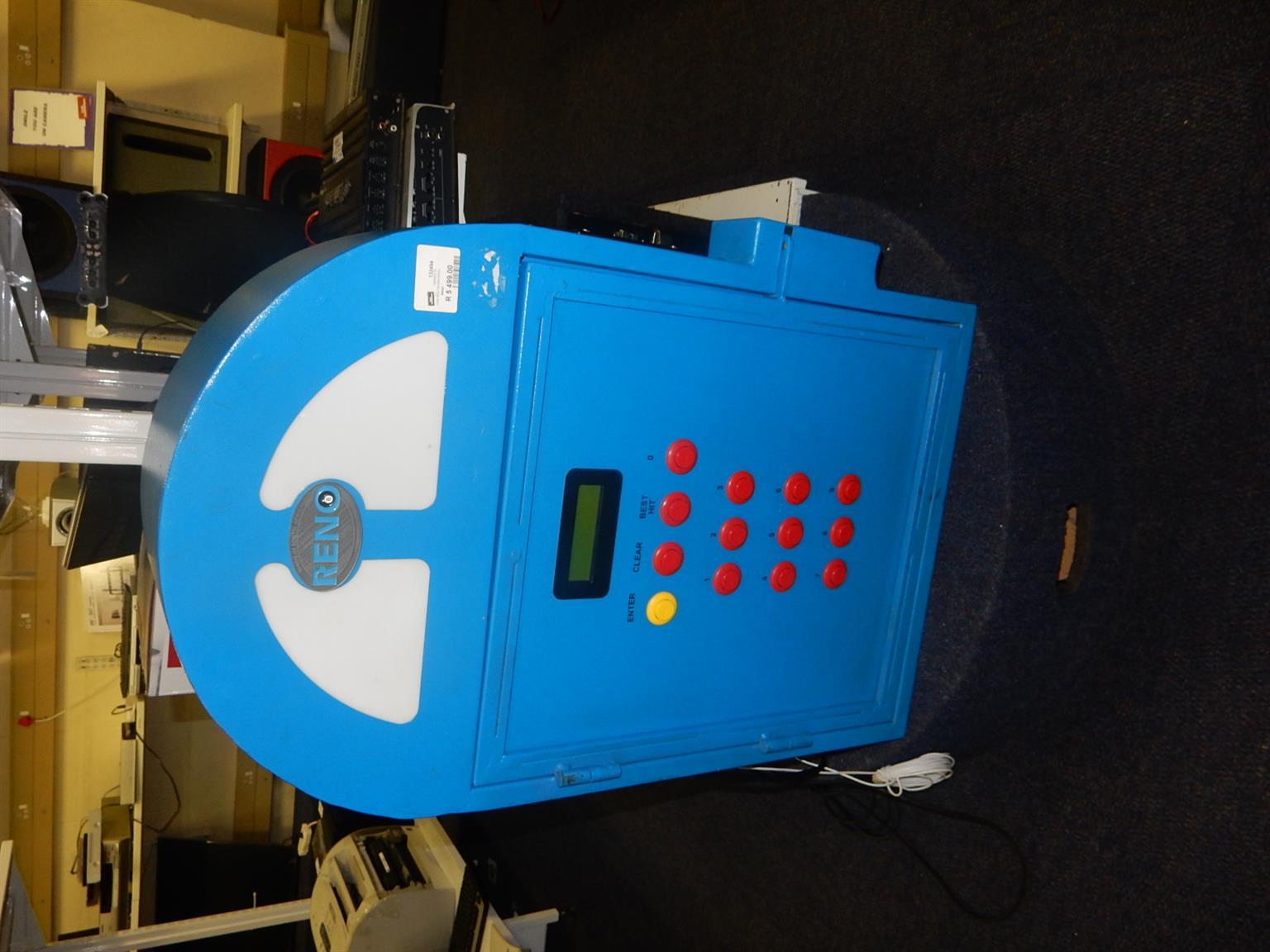 Reno Juke Box