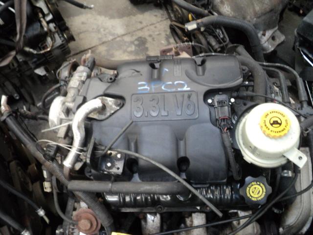 CHRYSLER VOYAGER 3.3 V6 PLASTIC INTAKE ENGINE R16000
