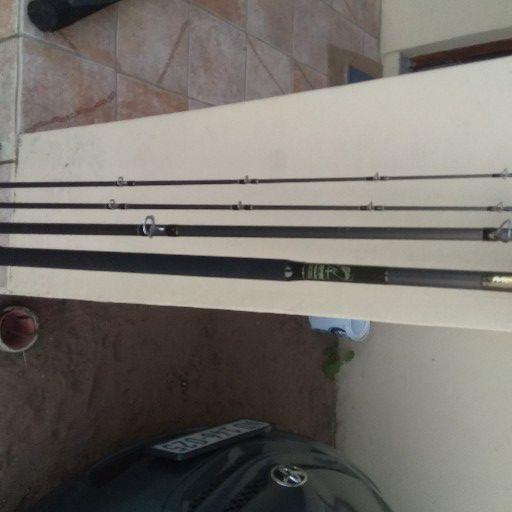 Assassin beach master medium graphite fishing rod for sale