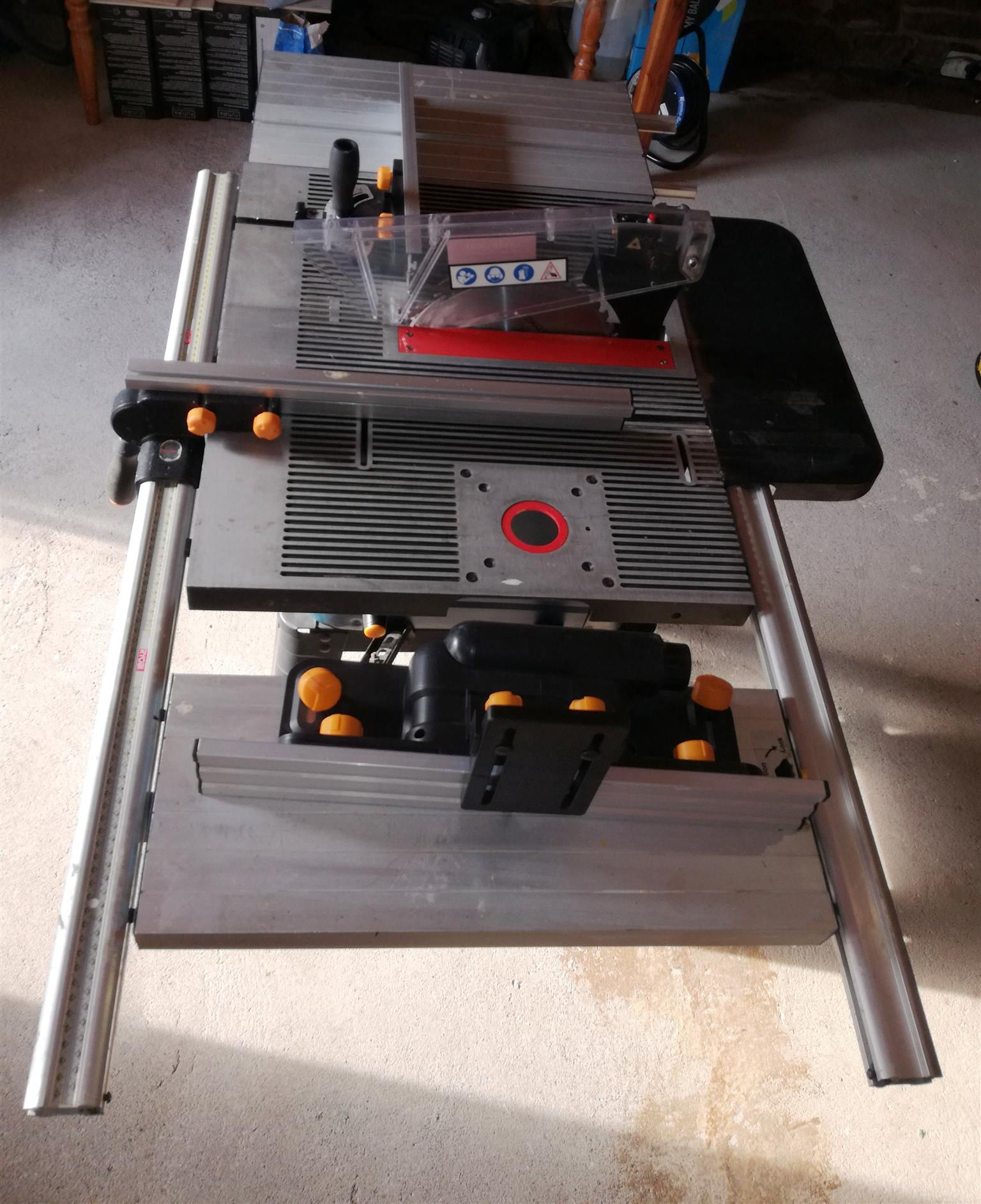 Table Saw (Ryobi)