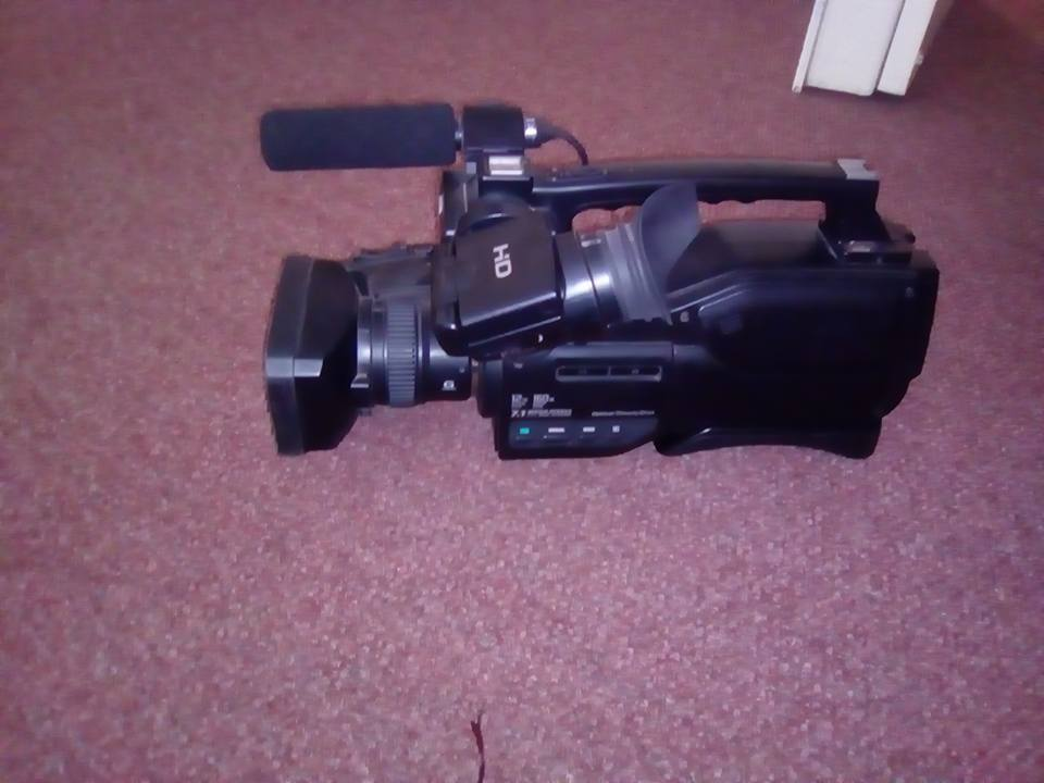 Sony kamera FX7 te koop