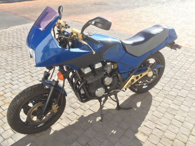 1986 Honda CBX