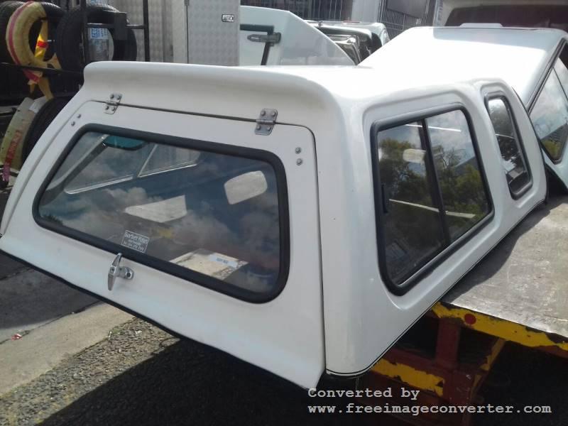 Bantam 02-2012 Lowline White SA Canopy For Sale*