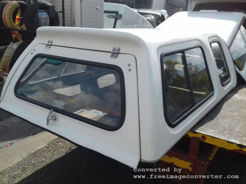Bantam 02-2012 Lowline White SA Canopy For Sale*