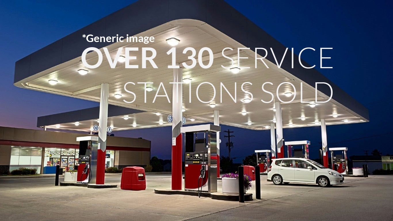 Service Station Business ( ref J.L.R. 73 ) Situated between Isipingo / Illovo Beach