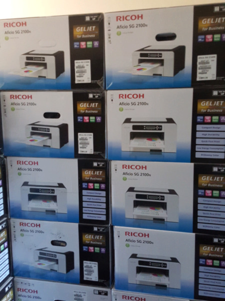 ricoh printer for sublimation