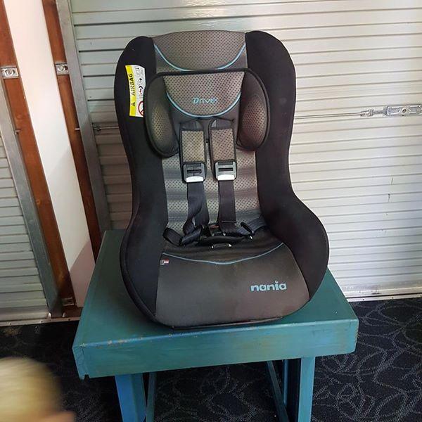 Nania Car Seat 0 - 18kg | Junk Mail